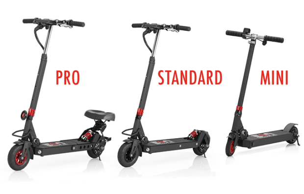 A History of Crowdfunded Electric Scooters