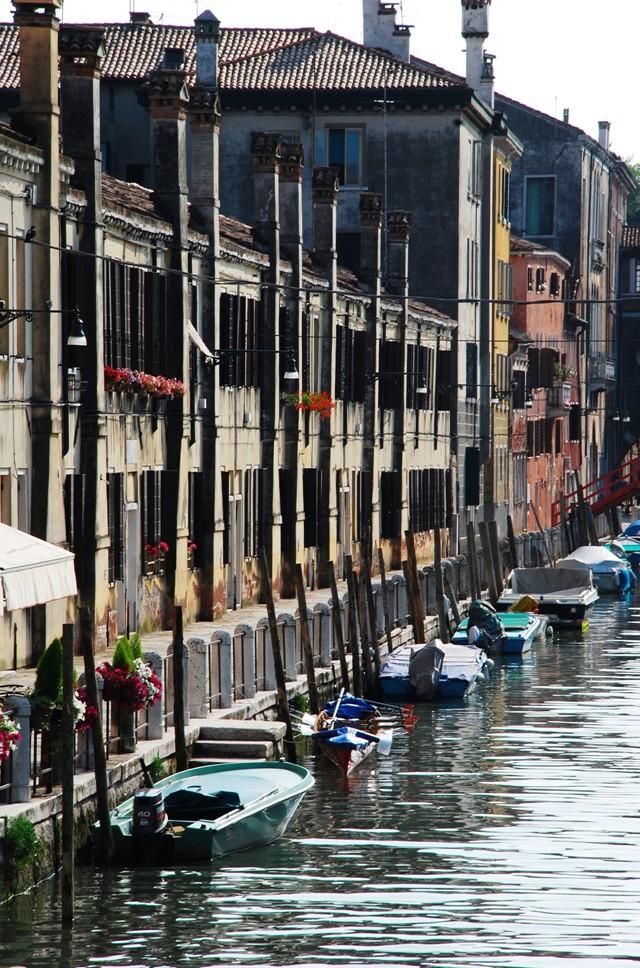 I navigli di Milano? No, una riva di Venezia