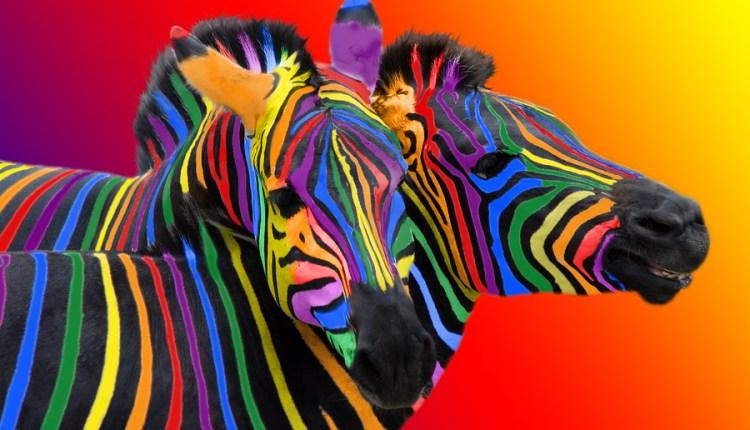 Les couleurs et leurs significations spirituelles