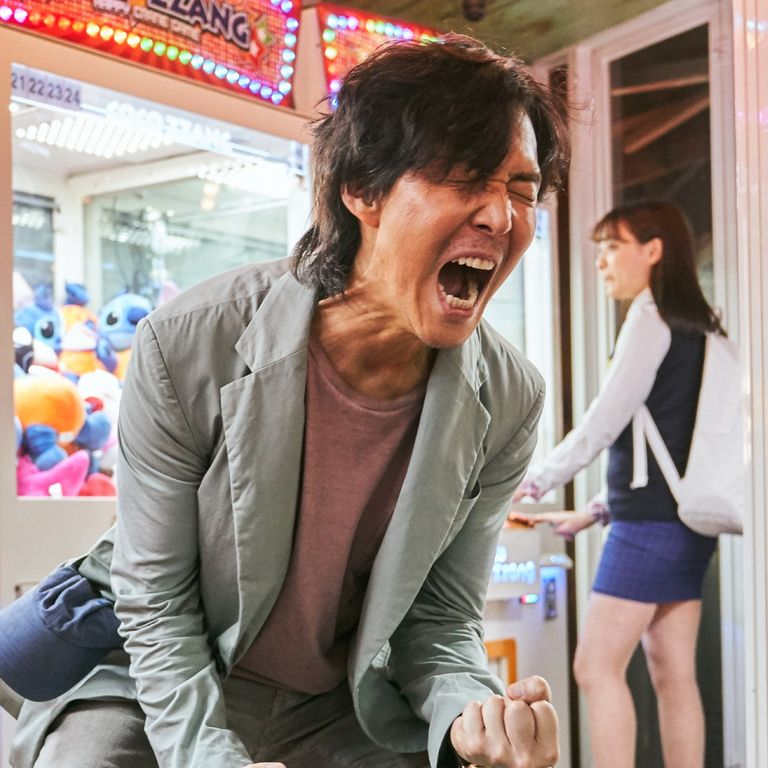Lee Jung-jae Squide Game