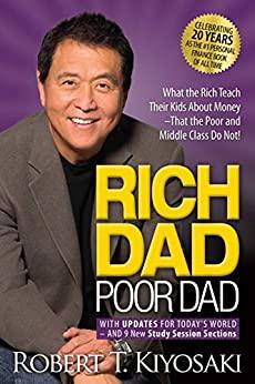 Père riche, père pauvre » de Robert Kiyazaki - livres sur la richesse et l'argent