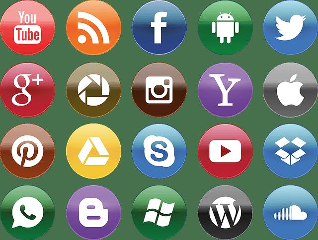 Les médias et réseaux sociaux pour augmenter le trafic
