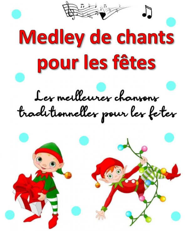 Chant De Noel Cycle 3 : chant, cycle, Chants, Cycle