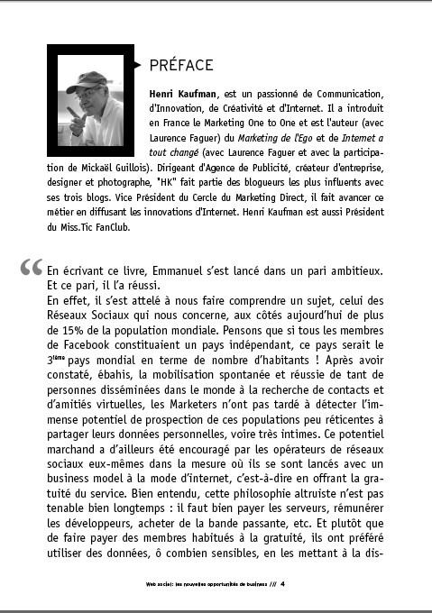 Exemple De Préface D Un Livre : exemple, préface, livre, Juillet