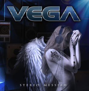 VEGA - STEREO MESSAIH - FRONTIERS MUSIC - 17 OCTOBRE