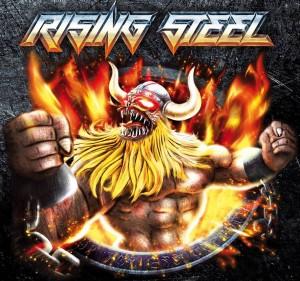 rising steel ep