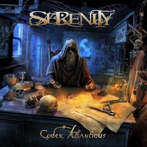 serenity - codex atlanticus - 29 janvier 2016 napalm records
