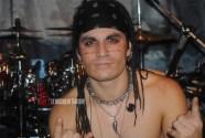 FRANKY COSTANZA, batteur de DAGOBA