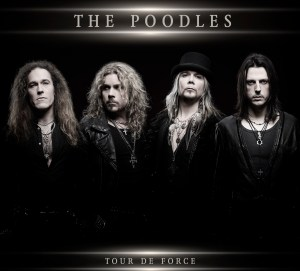 ThePoodles-TourDeForce