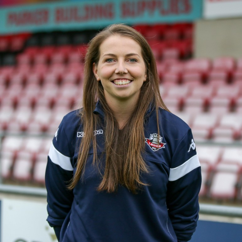 Becky Cunningham Lewes FC Women 2018 2019-23
