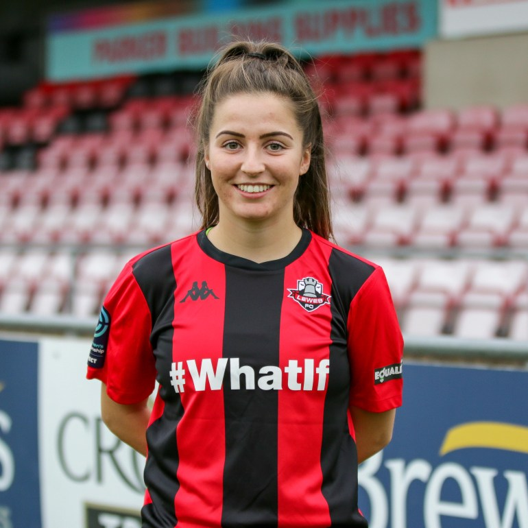 Charlotte Owen Lewes FC Women 2018 2019-25