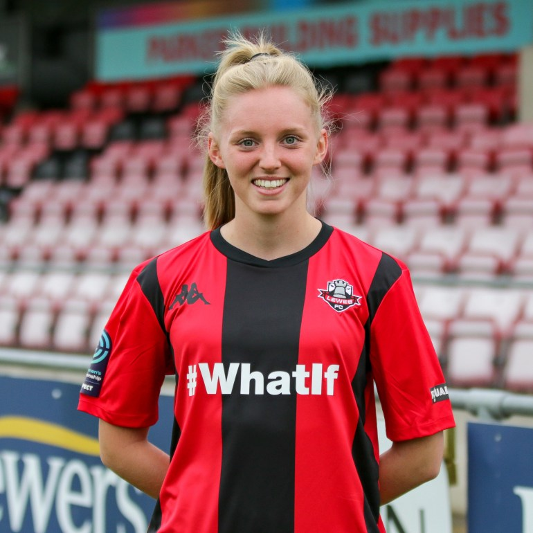 Fliss Love Lewes FC Women 2018 2019-18