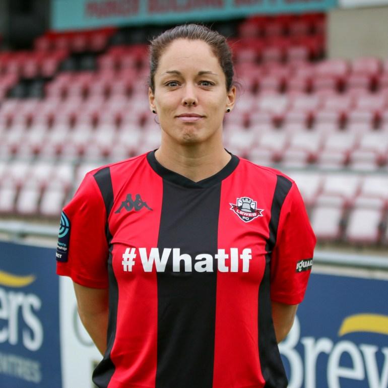 Natasha Wells Lewes FC Women 2018 2019-19