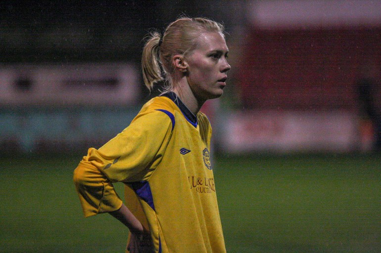 Sussex Ladies V Arsenal Ladies Nov 2010_0082-7
