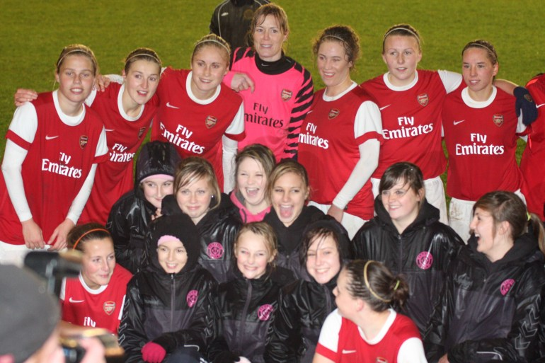Sussex Ladies V Arsenal Ladies Nov 2010_0127-12