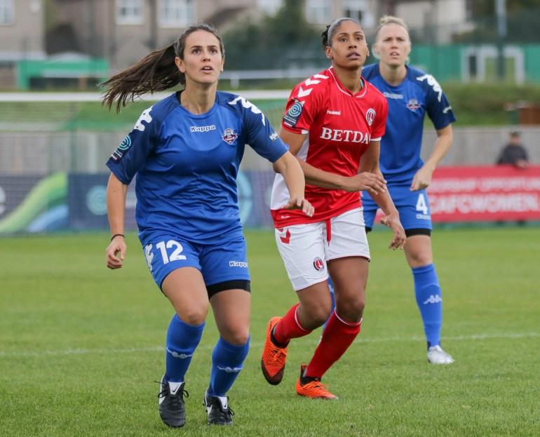 Charlton Ath 4 Lewes FC Women 1 30 09 2018-123-1