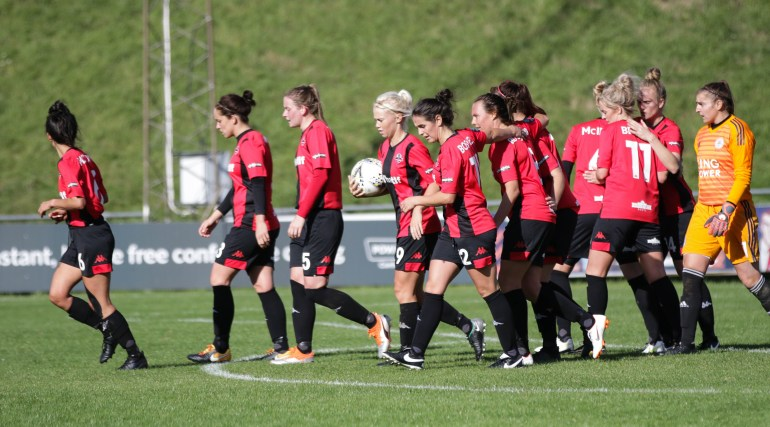 Lewes FC Women 4 Leics City Women 3 23 09 2018-663-1