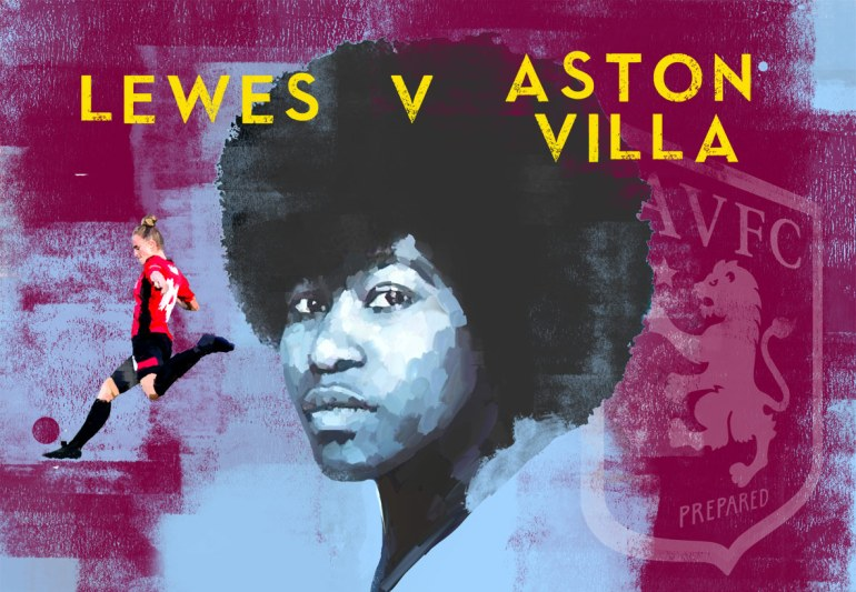 Lewes v Villa JOAN only - low res