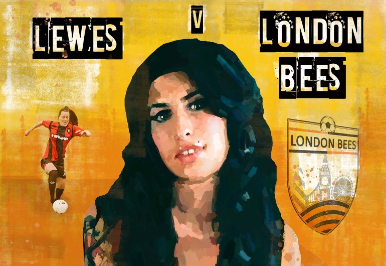 Lewes v London Bees 2