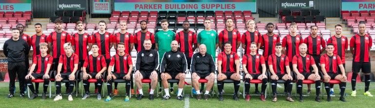 Lewes Men's squad photo 19-20