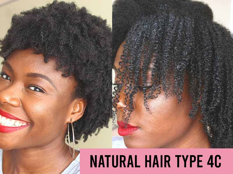 What Is 4c Hair Understand Your Beloved Afro Curls Lewigs