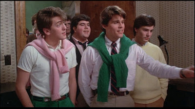 Image result for preppy sweater around neck