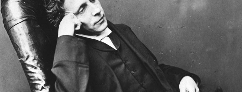 Lewis Carroll es nuestra fuente de inspiración