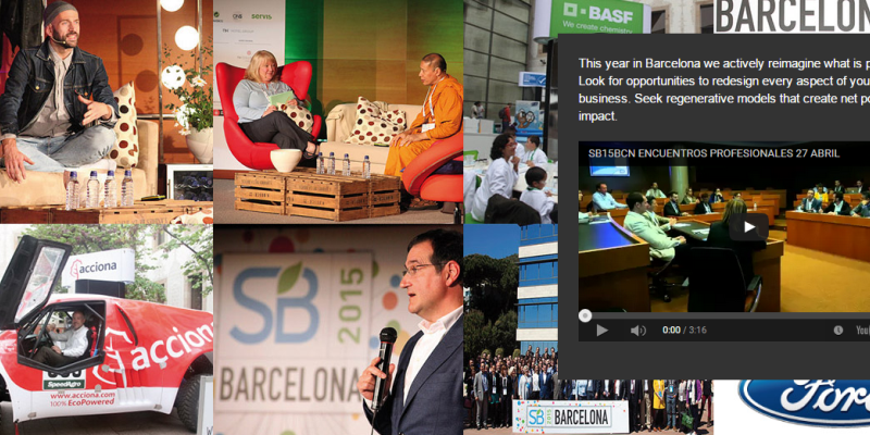 social media sponsoring SustainableBrands BCN