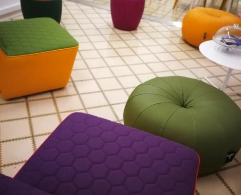 En Lewis & Carroll nos gustan los espacios multicolores
