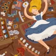 Lewis & Carroll - La lentitud del tiempo real