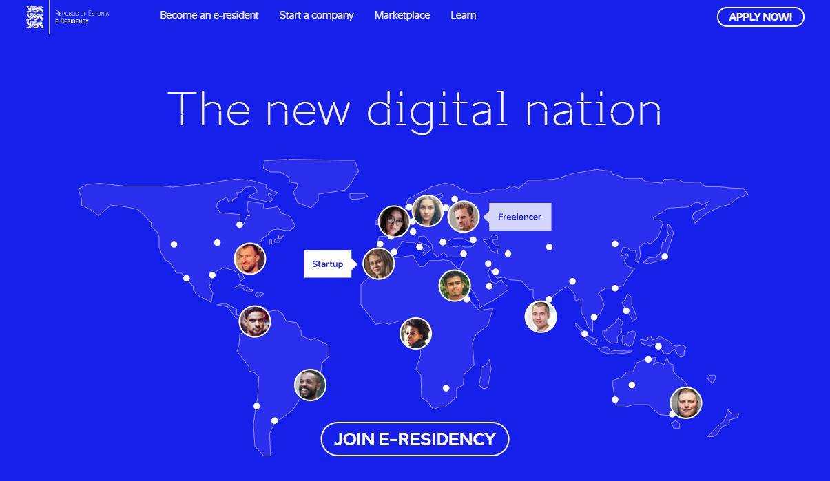 Estonia Digital Nation - Lewis & Carroll blog