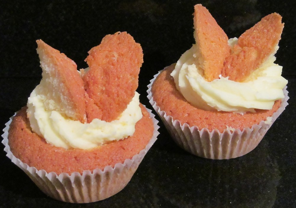 Week Twenty Five - Mary Berry's Butterfly Cakes (2/5)
