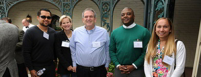 Developing Health Professionals through the Randall Lewis Health Policy Fellowship