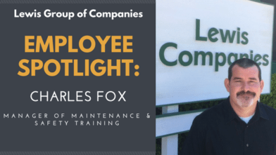 HELPING LEWIS TALENT REACH THE NEXT STEP: Meet Charles Fox