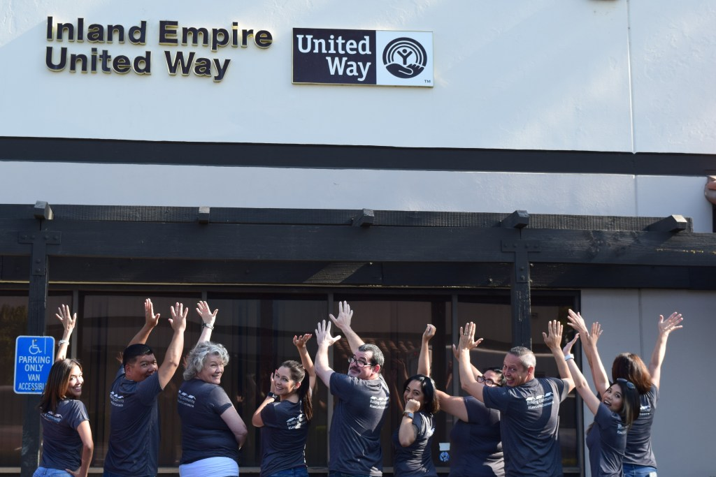 Helping The Inland Empire United Way Photo