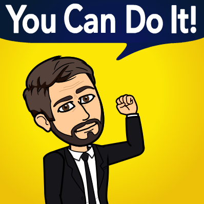You Can Do It Bitmoji