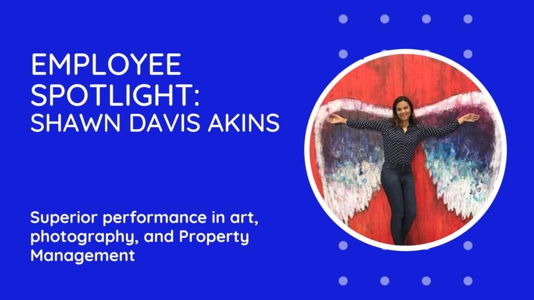 Shawn Davis Akins Employee Spotlight