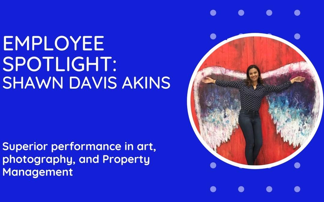 Employee Spotlight: Shawn Davis Akins