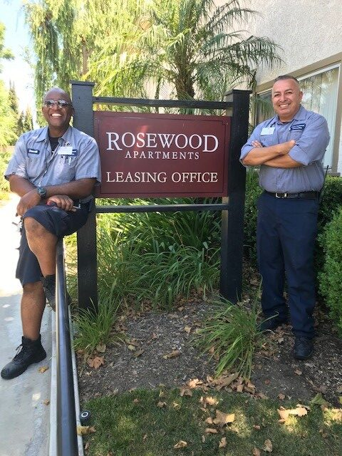 Rosewood Appartments Groundskeepers