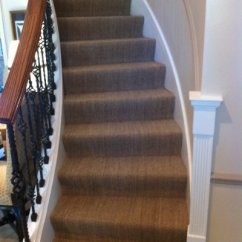 Kitchen Runner Rugs Floor Tiles Home Depot Glencoe - Stairway Carpeting | Lewis And