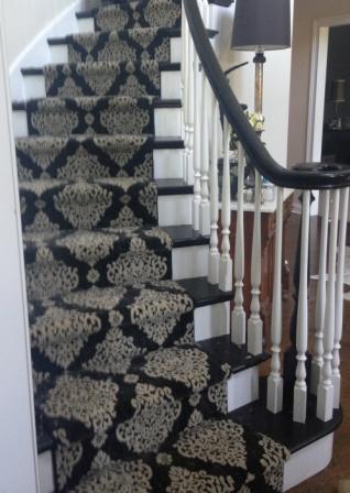 Long Grove  Carpet Stair Runner  Lewis Floor and Home