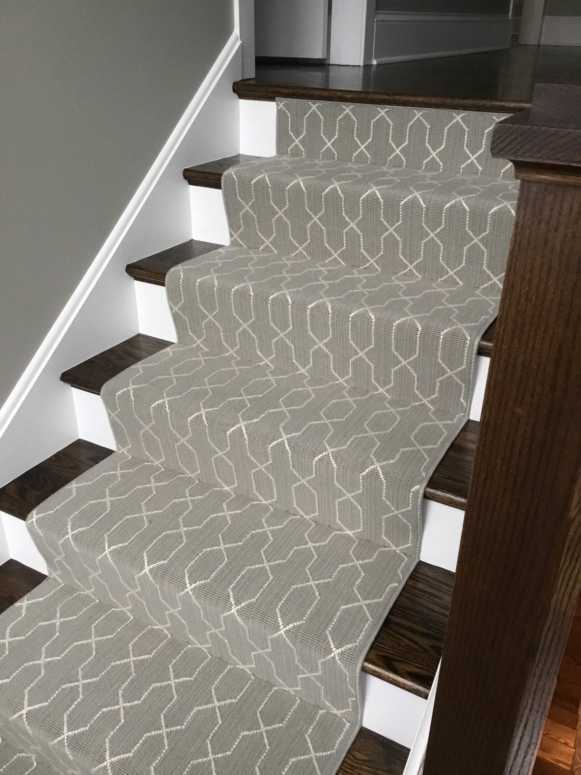 Stair Carpet Gain Inspiration And View Stair Carpet Projects
