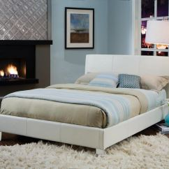Twin Pull Out Sleeper Chair Used Restaurant Chairs New York White Upholstered Bed By Standard – Lewis Furniture Store