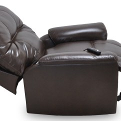 Faux Leather Chair And A Half Godrej Revolving Specification Finn Lift Recliner By Franklin  Lewis