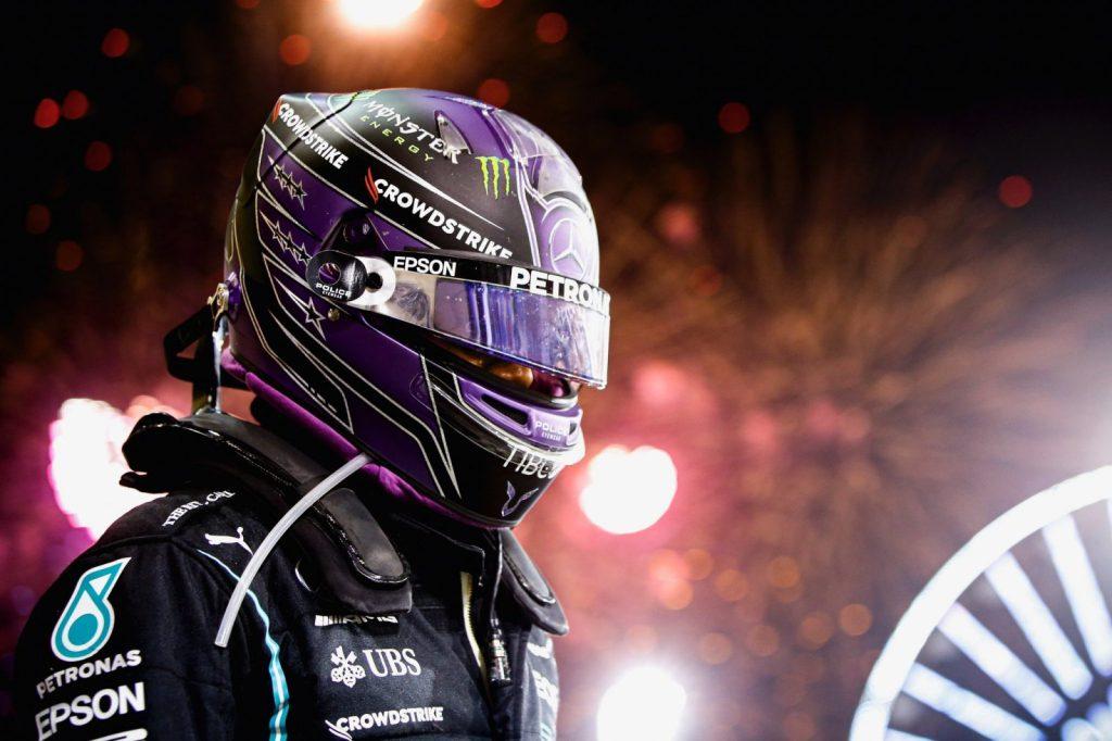 Lewis Hamilton Bahrain
