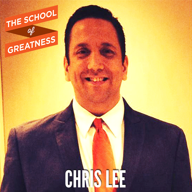 Chris Lee on The School of Greatness