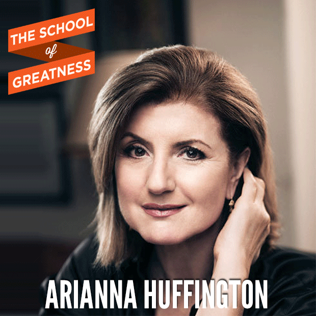 Arianna Huffington on Building an Empire and Her Key to Success post image