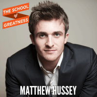 Matthew Hussey on The School of Greatness