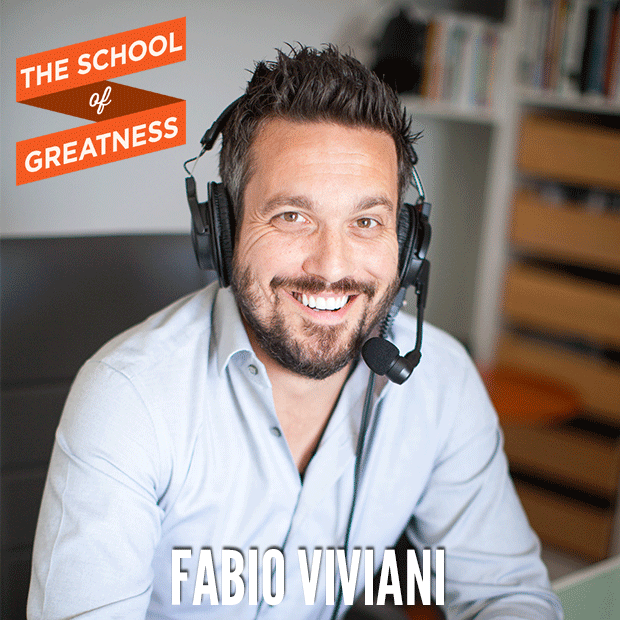 Fabio Viviani on The School of Greatness