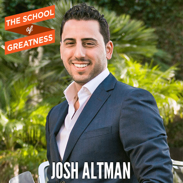 233---The-School-of-Greatness---JoshAltman